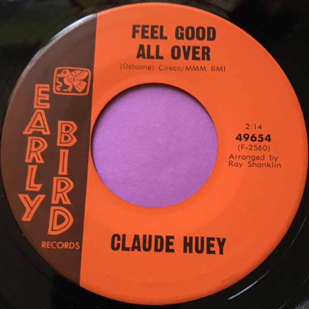 Claude Huey-Feel good all over-Early bird E+