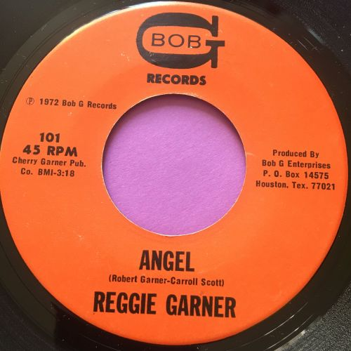 Reggie Garner-Moon maid/Angel-Bob G E+