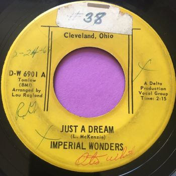 Imperial Wonders-Just a dream-Day-wood vg+
