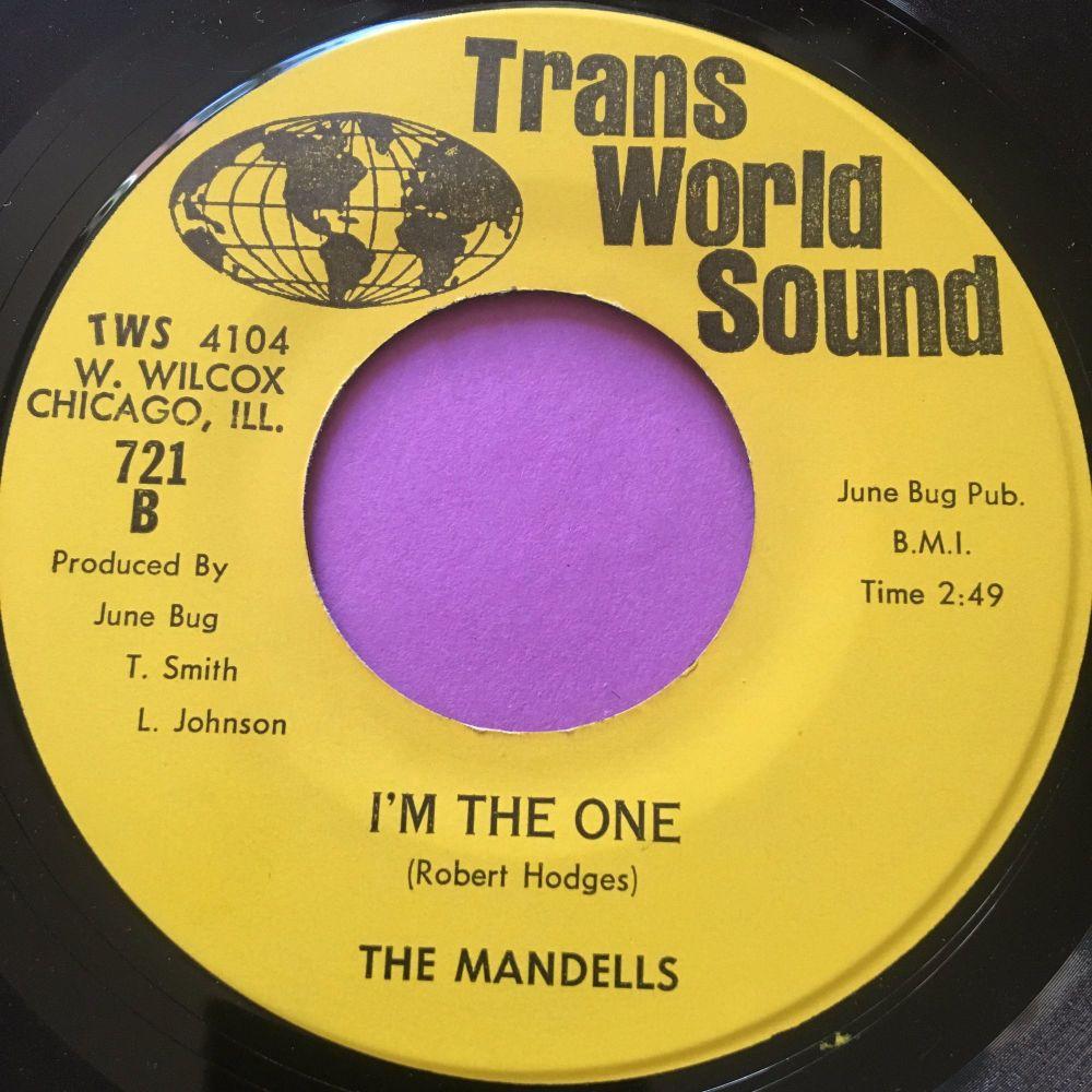 Mandells-I'm the one-Trans world E+