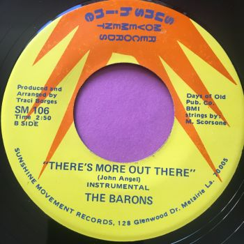 Barons-There's more out there-Movement E+