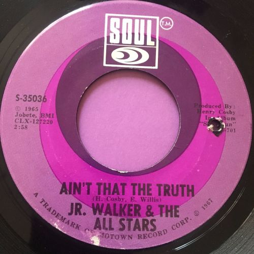 Junior Walker-Ain't that the truth-Soul E+