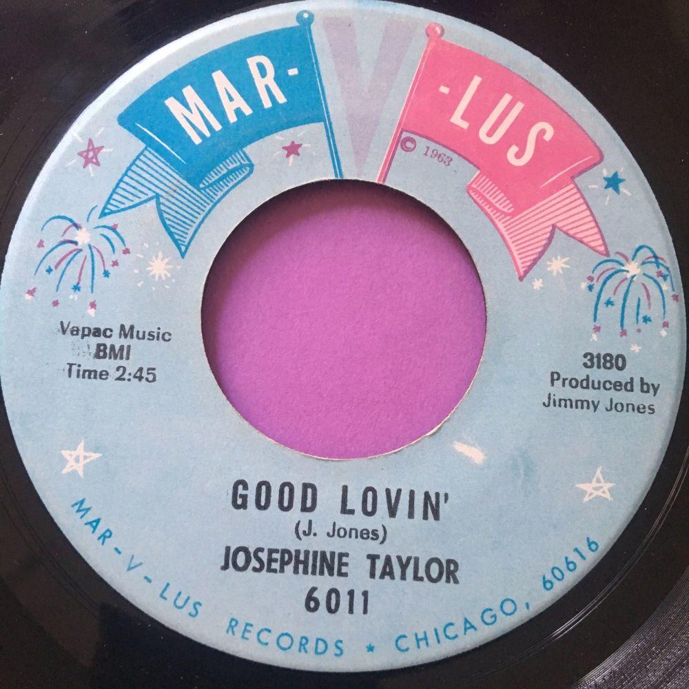 Josephine Taylor-Good Lovin'-Marv-Lus E+