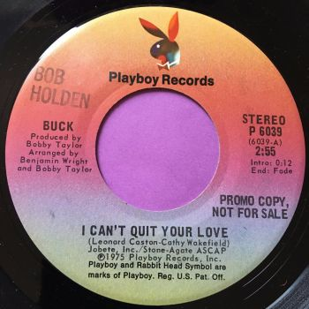 Buck-I can't quit your love-Playboy E+