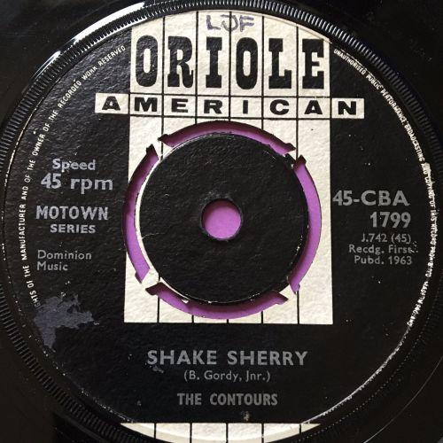 Contours-Shake Sherry-Oriole UK vg+