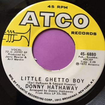 Donny Hathaway-Little ghetto boy-Atco M-