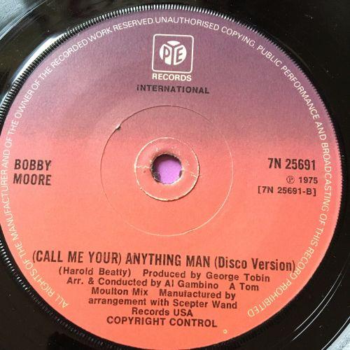 Bobby Moore-Anything man-UK Pye E