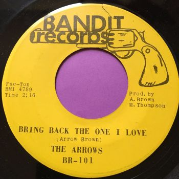 Arrows-Bring back the one I love-Bandit E+