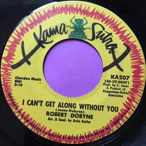 Robert Dobyne-I can't get along without you-Kama Sutra x E+