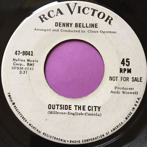Denny Belline-Outside the city-RCA WD E+