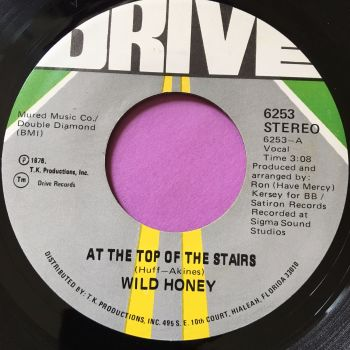 Wild Honey-At the top of the stairs-Drive E+