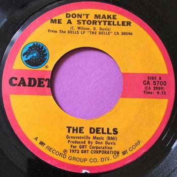 Dells-Don't make me a story teller-Cadet M-