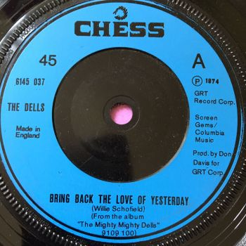 Dells-Bring back the love of yesterday-UK Chess E+