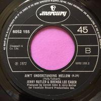 Jerry Butler/ Brenda Lee Eager-Ain't understanding mellow-Mercury UK noc E+