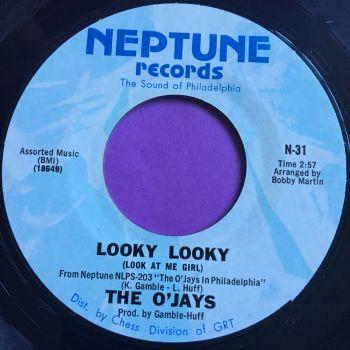 O'Jays-Looky looky-Neptune E