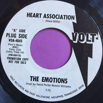 Emotions-Heart association-Volt WD M-
