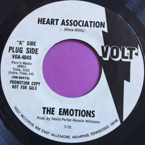 Emotions-Heart association-Volt WD M-