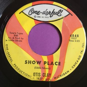 Otis Clay-Show place-One-derful E+