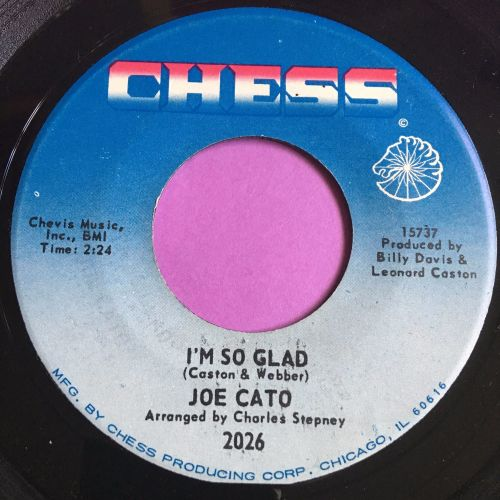 Joe Cato-I'm so glad-Chess E+