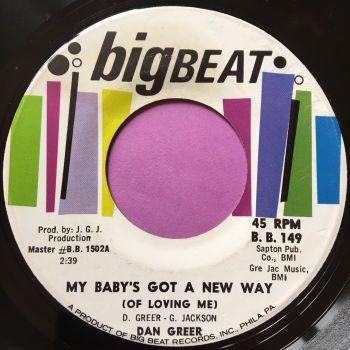 Dan Greer-My baby's got a new way-Bigbeat E+