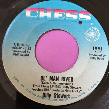 Billy Stewart-Ol Man river-Chess E+