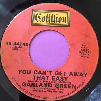 Garland Green-Get rich quick-Cotillion E