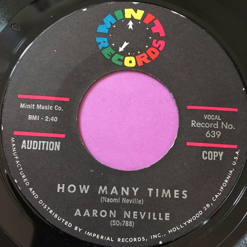 Aaron Neville-How many times-Minit E+
