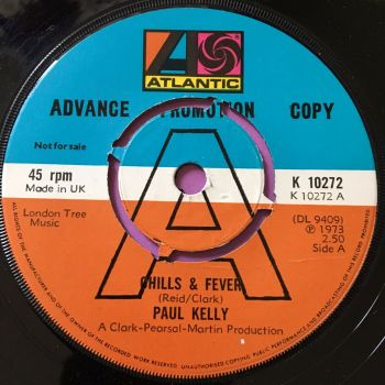 Paul Kelly-Chills and Fever-UK Atlantic demo E+