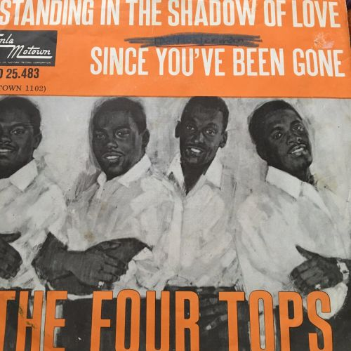 Four Tops-Standing in the shadows of love-Dutch Tamla Mot. PS E
