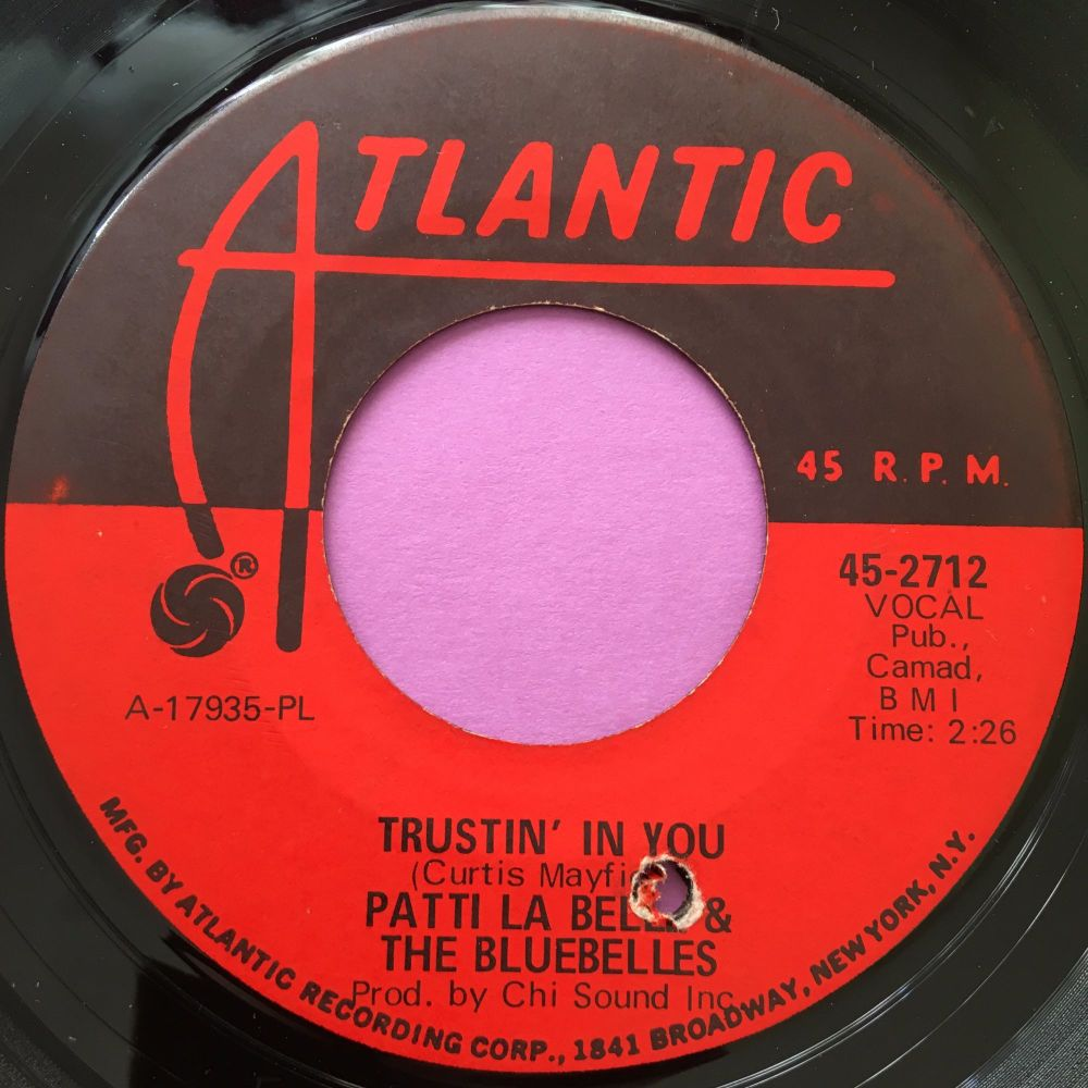 Patti Labelle-Trustin' in you-Atlantic M-