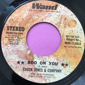 Chuck Jones-Boo on you-Wand E+