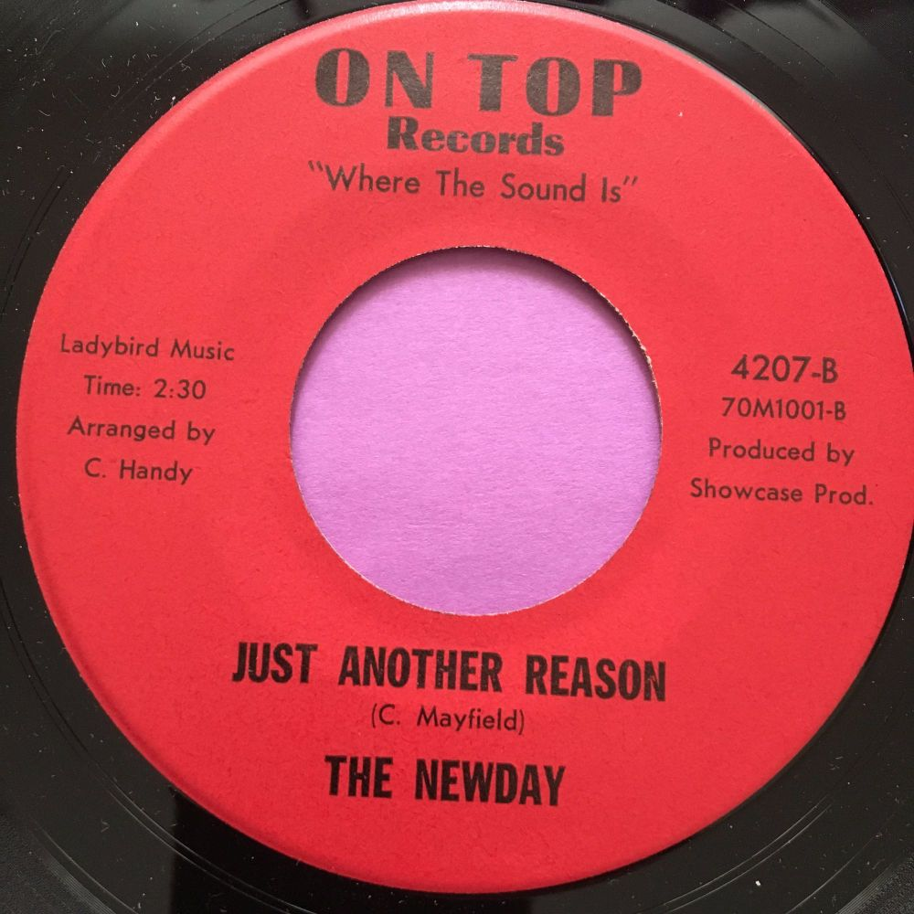Newday-Just another reason-On top E+
