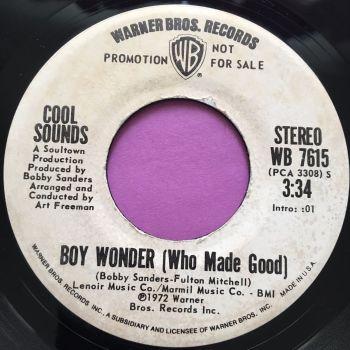 Cool Sounds-Boy Wonder-WB WD E