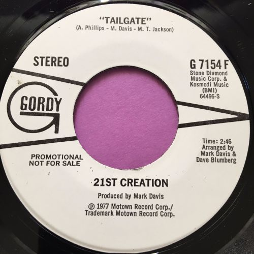 21st Creation-Tailgate-Gordy WD M-