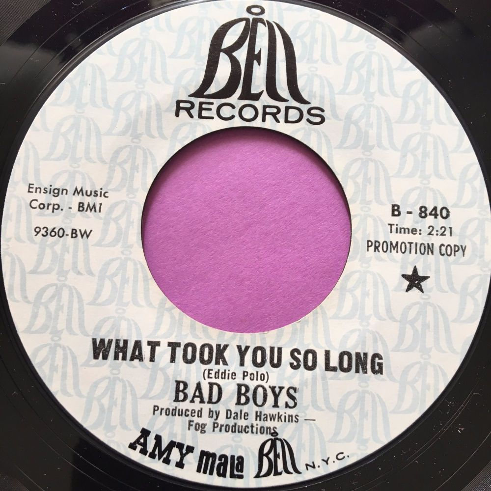 Bad Boys-What took you so long-Bell demo E+