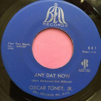 Oscar Tony Jnr-Any day now-bell E+