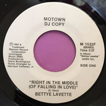 Betty LaVette-Right in the middle-Motown WD E+