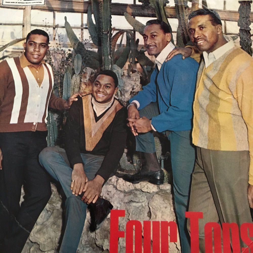 Four Tops-Four Tops -TMG EP vg+