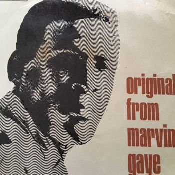 Marvin Gaye-Originals-TMG EP vg+