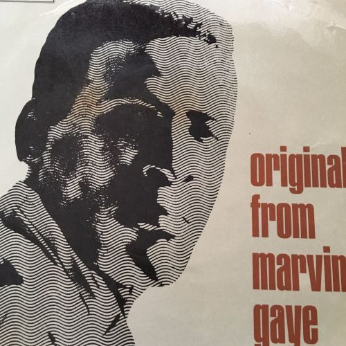 Marvin Gaye-Originals-TMG EP vg+