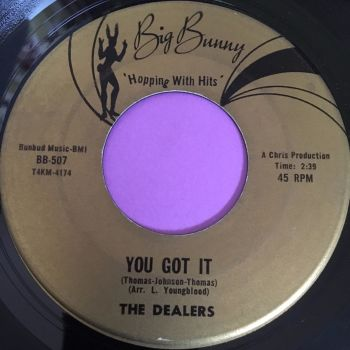 Dealers-You got it-Big bunny M-