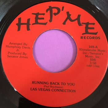 Las Vegas Connection-Running back to you-Hep' me M-