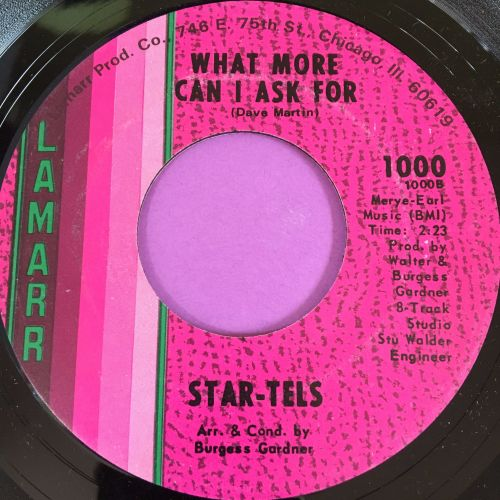 Startells-What more can I ask for-Lamar E+