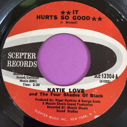 Katie Love-It hurts so good-Scepter E+