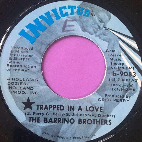 Barrino Brothers-Trapped in a love-Invictus E+