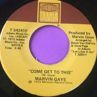 Marvin Gaye-Come get to this-Tamla M-