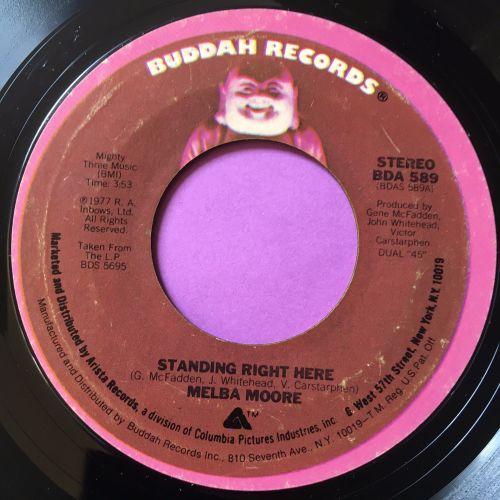 Melba Moore-Standing right here-Buddah E