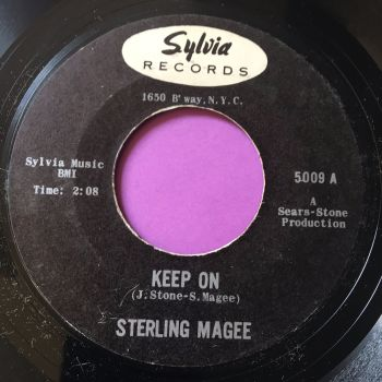 Sterling Magee-Keep on-Sylvia E+