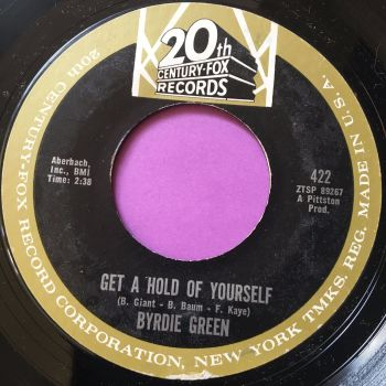 Byrdie Green-Get a hold of yourself-20th Century E+