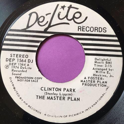 Master Plan-Clinton Park-Delite WD E+